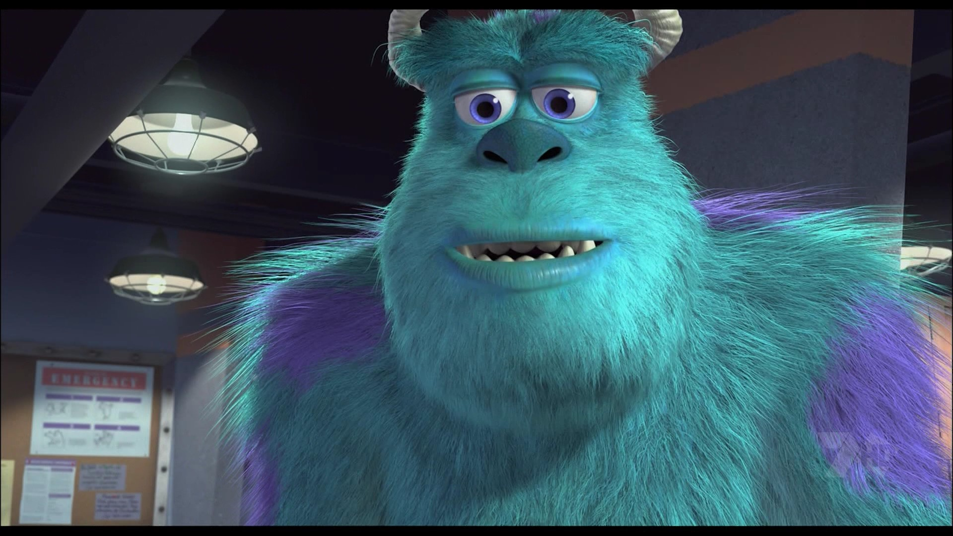 Differences Between Mike Sully And Randall From Monsters Inc: Now Is A Good Time To Panic